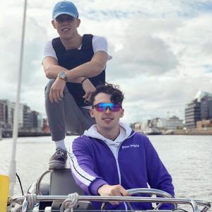 Alex Casey River Liffey Dublin
