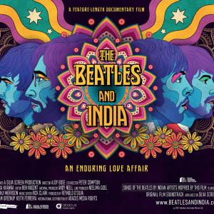 Beatles And India landscape RGB