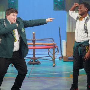 Billionaire Boy Live On Stage by Birmingham Stage Company Photo by Mark Douet 650 A9740