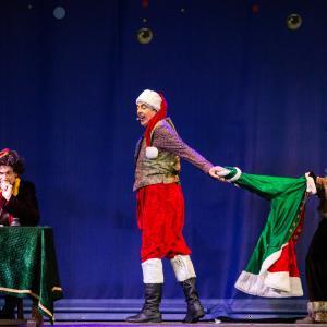 CHRISTMAS PANTO FREEMANS 155 credit blackedge productions