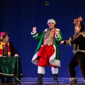 CHRISTMAS PANTO FREEMANS 157 credit blackedge productions