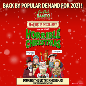 Car Park Panto 2021 Square See Tickets