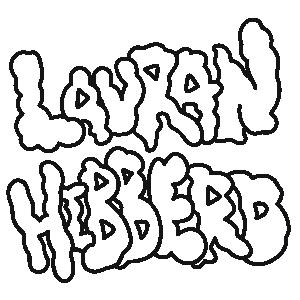 Logo Lauran Hibberd