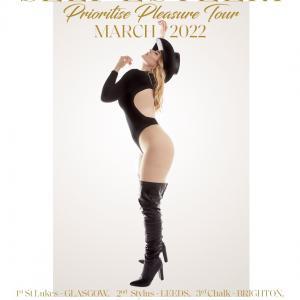 Self Esteem 2022 tour poster