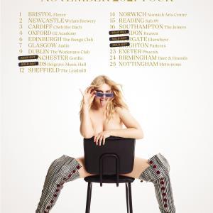 Self Esteem Nov 2021 Tour Poster