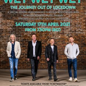Wet Wet Wet The Journey Out Of Lockdown Poster high res 2