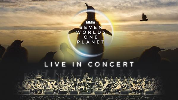 Seven Worlds One Planet Live In Concert